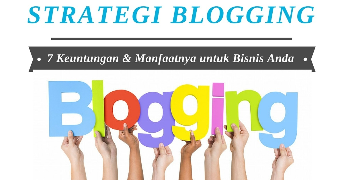 Strategi Blogging