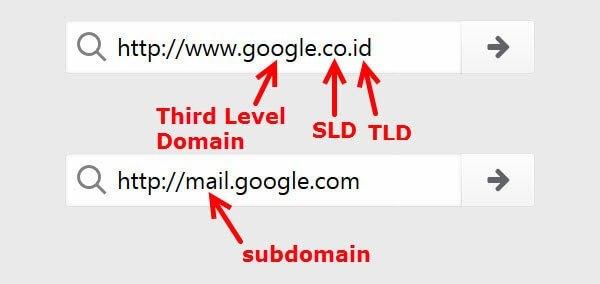 Bagian-Bagian Domain