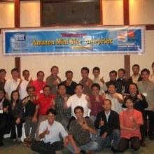 Foto Bersama BBI Workshop Amazon Mini Site Batch #05 di Semarang