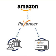 pembayaran komisi amazon melalui payoneer