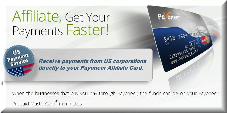 us payment service dengan payoneer