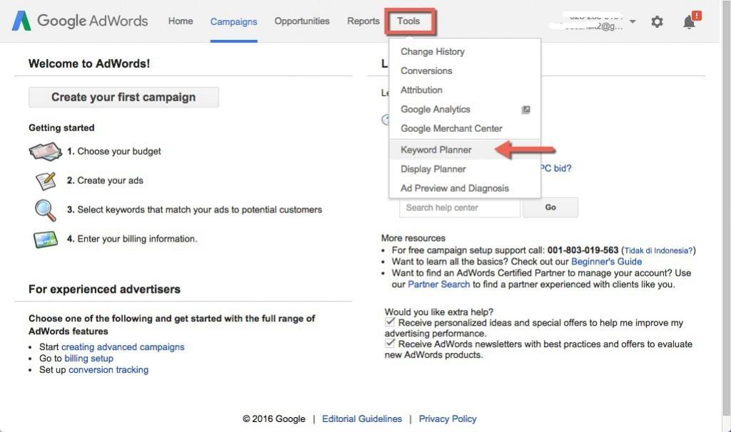 cara-mengakses-google-keyword-planner