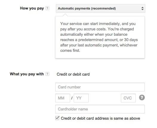 cara pembayaran google adwords
