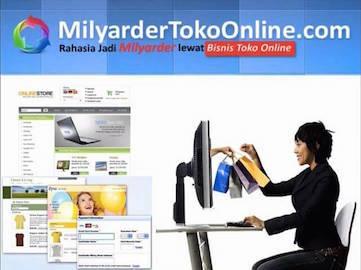 milyarder toko online workshop