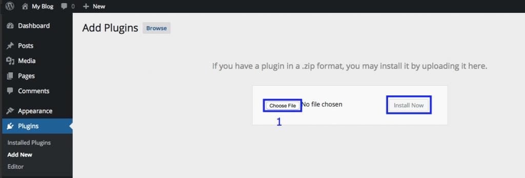 upload plugins 2